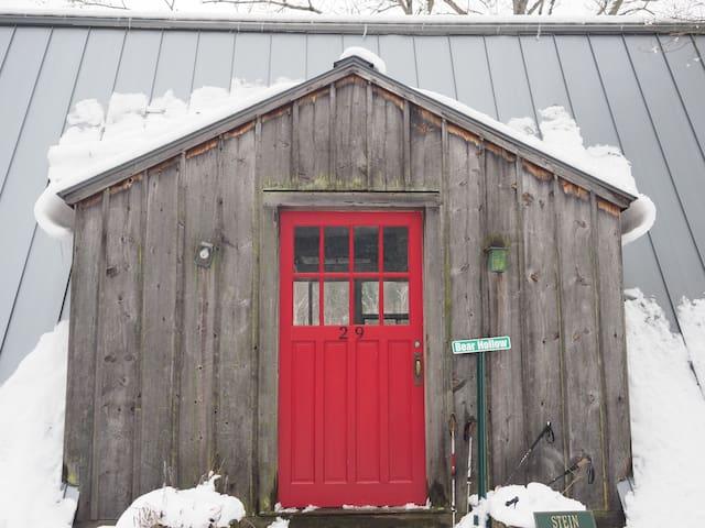 Berkshire Barn near Butternut and Catamount Ski