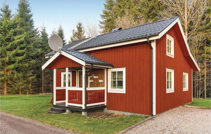 Beautiful home in Väse with WiFi and 2 Bedrooms