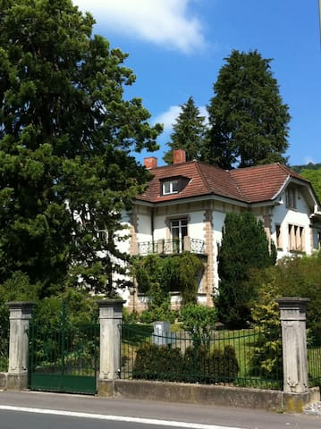 Villa Sonneck - open for Baselworld and Art Basel - Gelterkinden - Byt