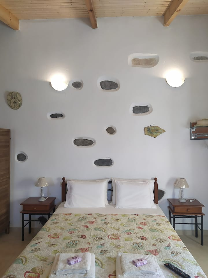 Dimitris Corner(studio2).Μικρό διαμέρισμα 4 ατόμων