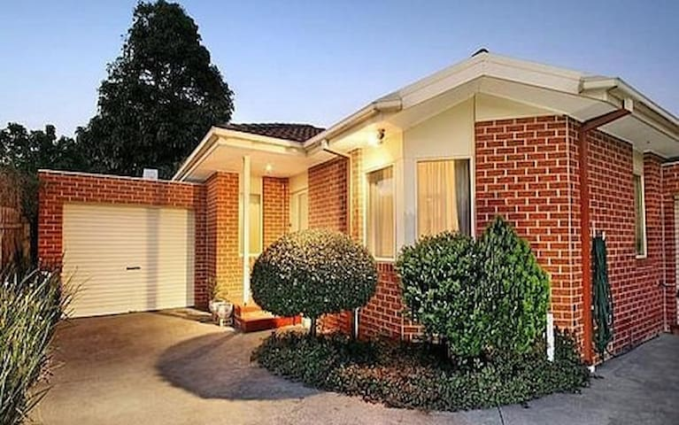 Private room in the quiet area,close to Monash Uni - Ormond - Casa