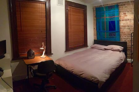 Large private room with Queen size bed in Terrace - 沙利山