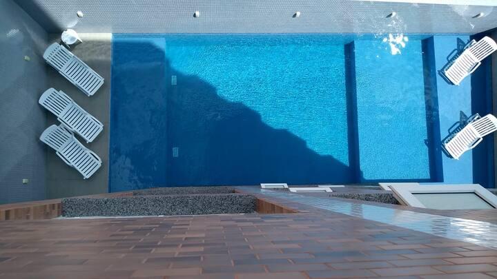 Ap varanda c/churrasqueira e vista mar #8
