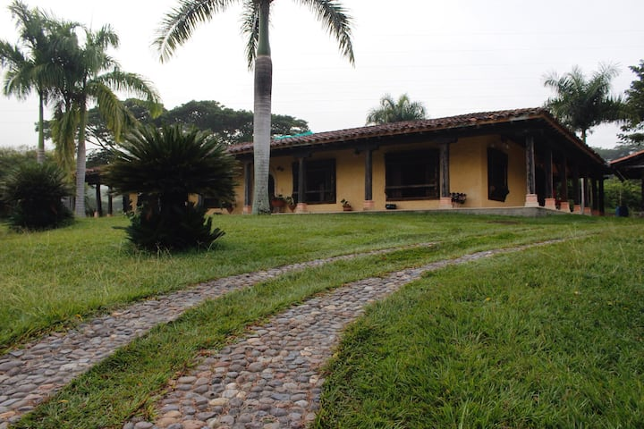 Hacienda La Gregia