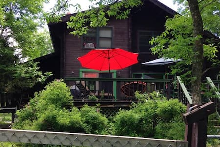 Rustic Log Home close to Northshore - Duluth - Casa