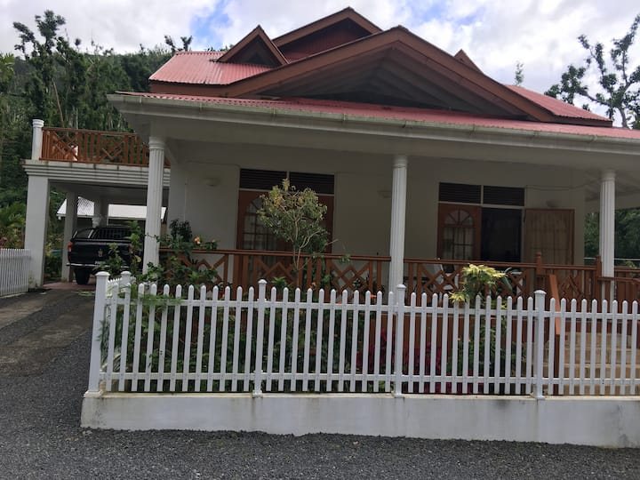 Fond Canie Lodge