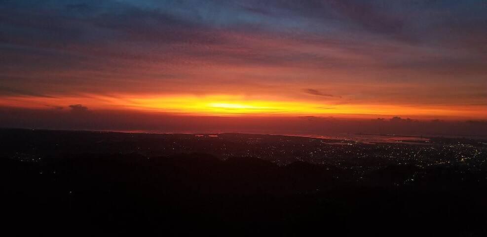 Magical sunrises