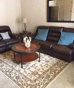 Furnished room includes a private living room - Sugar Land