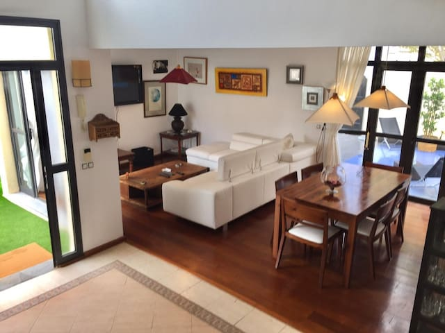 Spectacular villa in Costa Teguise with private pool