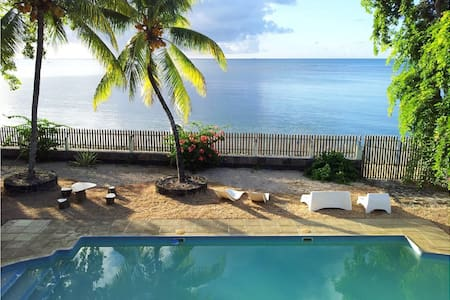 BEACHFRONT 2 BEDROOM VILLA - Port Louis