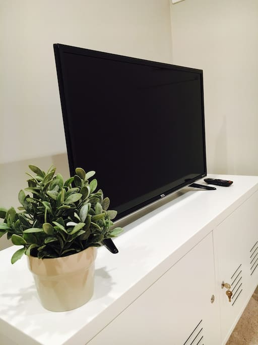 Smart TV with Roku to stream your favorite channels or services