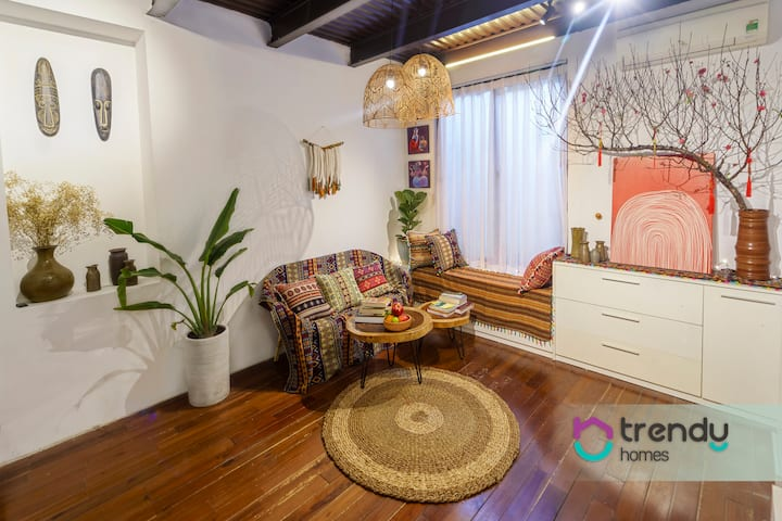 Trendy Homes - Nested in the heart of Old Quarter
