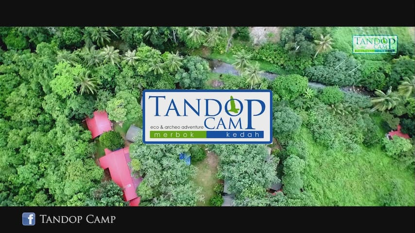 Tandop Camp & Chalet - Merbok - Chalé