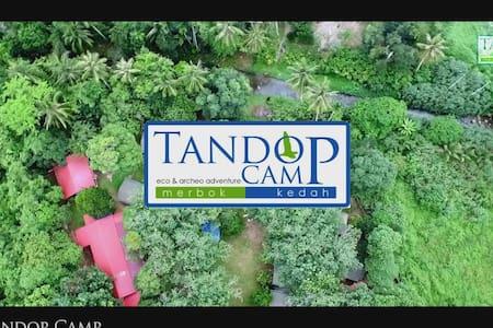 Tandop Camp & Chalet - Alpstuga
