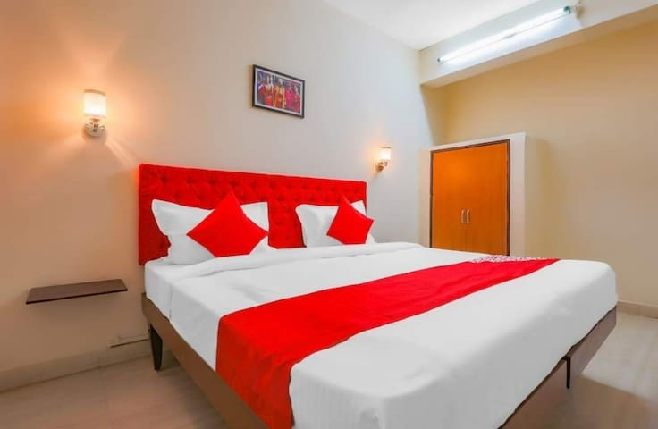 Private Double Bedrooms @ 2kms from Goa Airport
