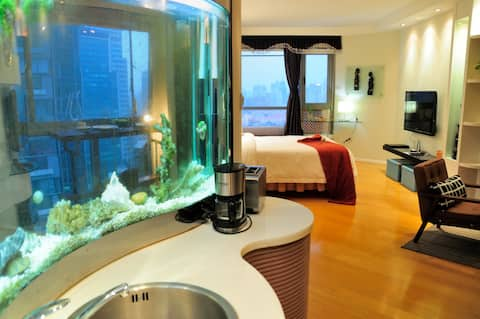 GREAT HOME   MODERN STYLE   SHANGHAI PUDONG LINE 4