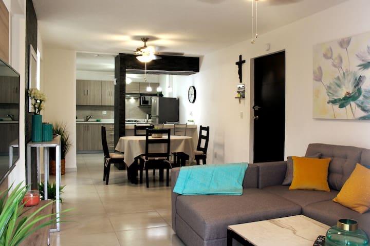 Nuevo y cómodo departamento en Linda Vista