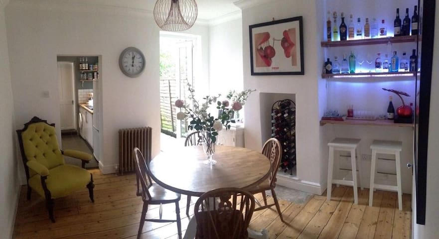 Beautiful 2 Bedroom Victorian Terrace House - Norwich - Huis