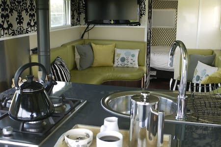Luxuary Airstream Caravan Close to Jurassic Coast - Wareham - Inny