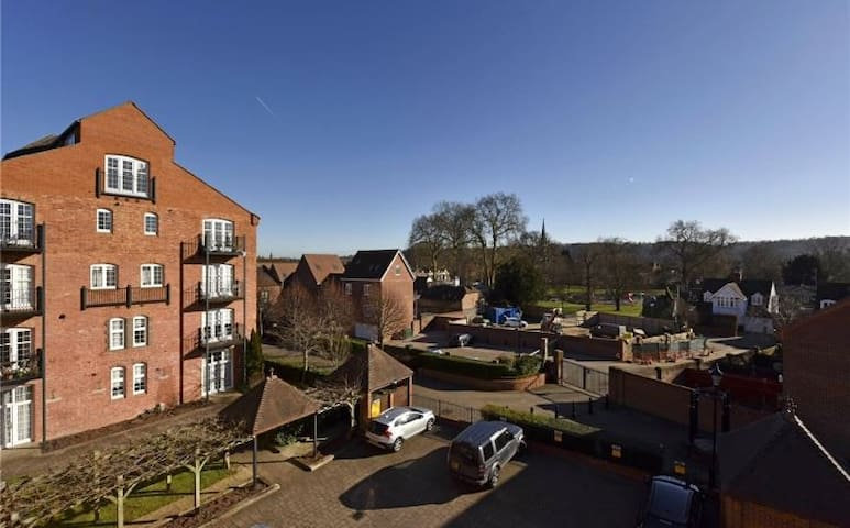 Wonderful apartment in Glorious Marlow, UK !