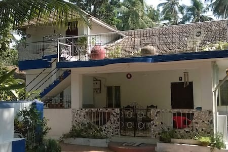 Cosy and peaceful twin bed apartment @Saligao - Saligao