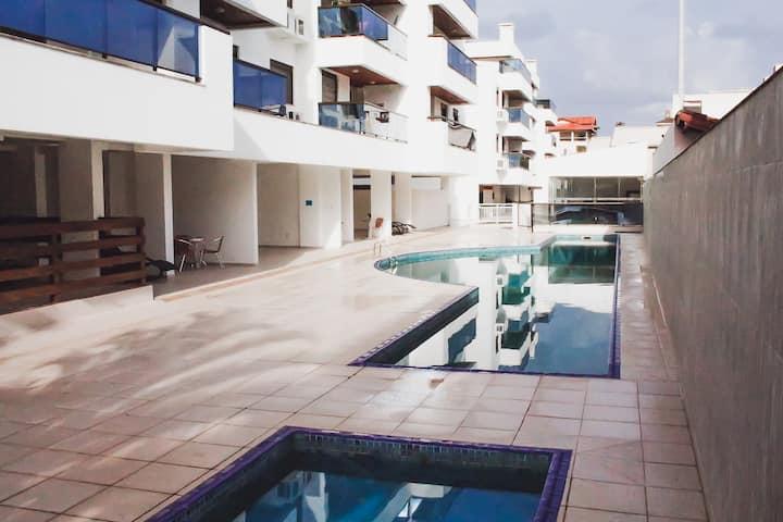 Lindo apartamento 2 praias (Ingleses/Santinho)