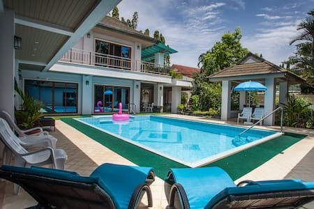 Private Paradise @Villa Heaven Sent+ free transfer