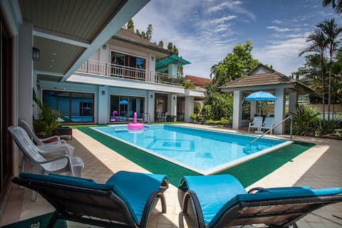 Private Paradise @Villa Heaven Sent+ free transfer