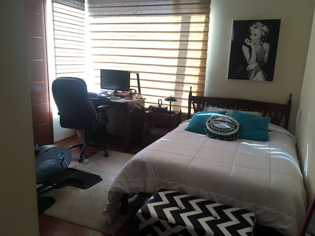 Modern, cozy and confortable suite Quito