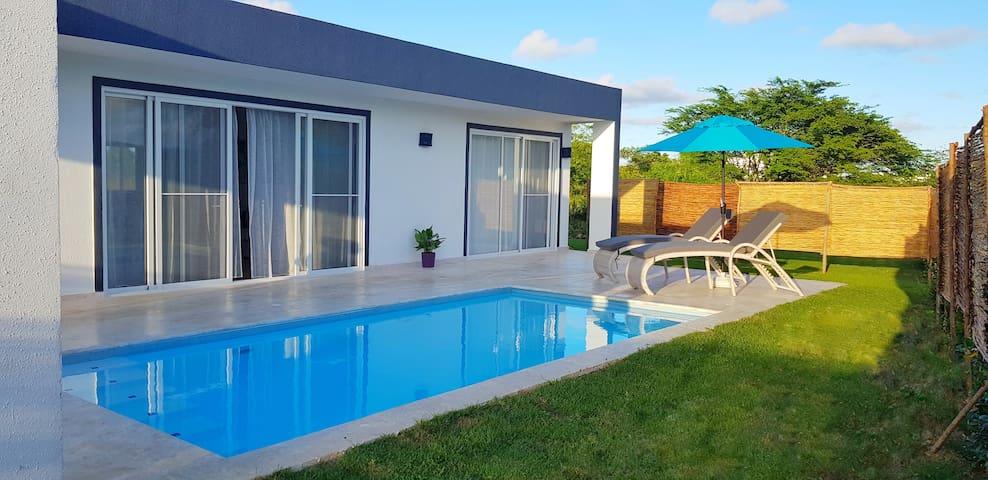 Modern  villa 30  Sosua Ocean Village