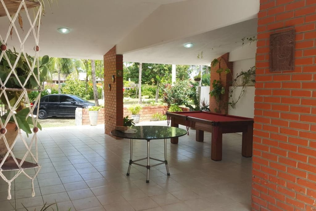 Terraço da Casa