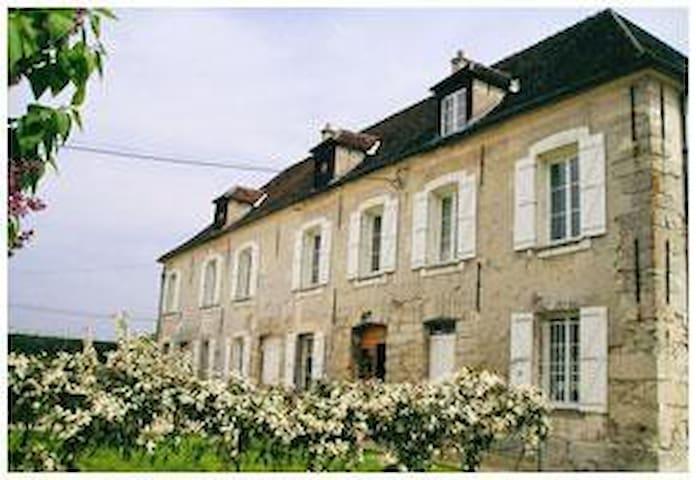 Gîte DISNEY/PARIS/ASTERIX/VILLEPINT - Douy-la-Ramée - House