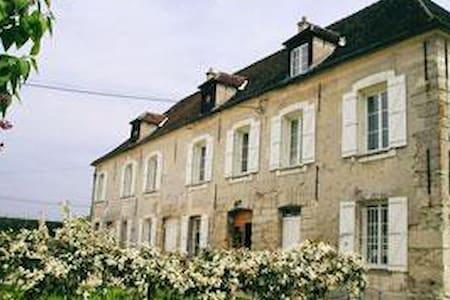 Gîte DISNEY/PARIS/ASTERIX/VILLEPINT - Douy-la-Ramée - Huis