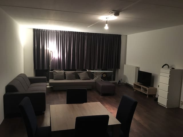 Appartement in the City Center of Groningen - Groningen - Daire