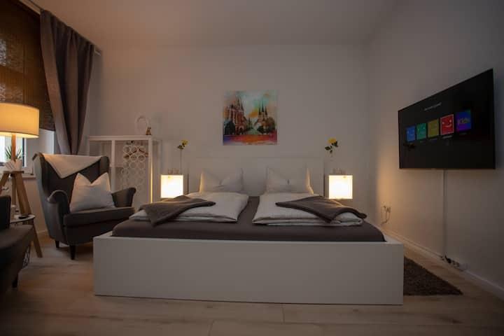 """Apartment """"Klein Venedig"""" Erfurt"""