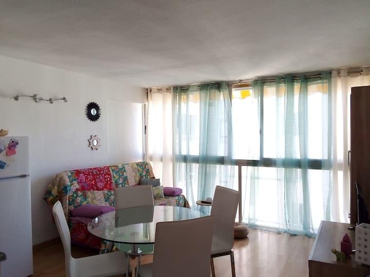 Apartamento completo 1 habitación. Benidorm (lvt)