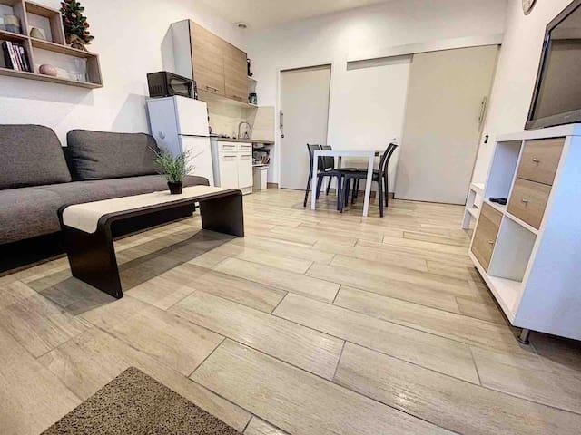appartement T2 à Balaruc les bains, adapté PMR