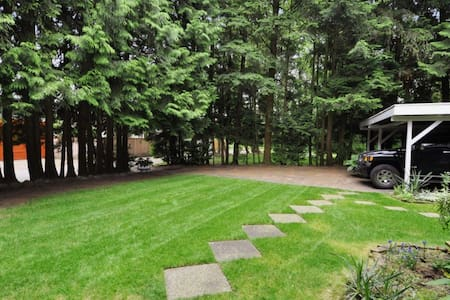 Romantic Secluded Suite in Prime High Gate,Burnaby - Burnaby
