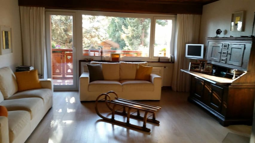 Luxury appartament near the golf - Crans Montana  - Apartamento