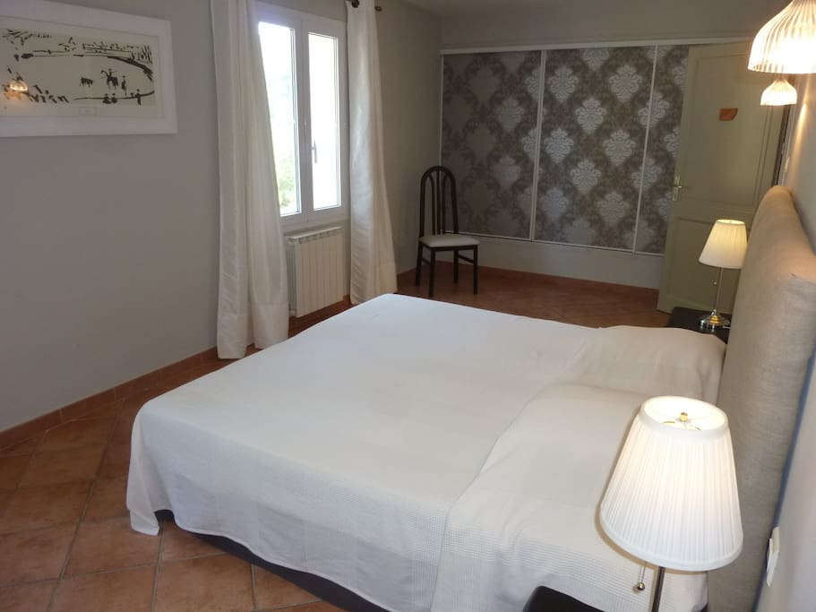 chambre d 39 h tes nesque 2 p mont ventoux bed and