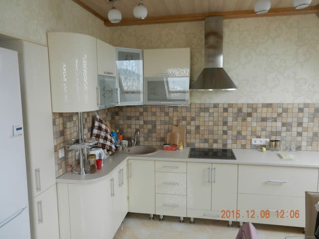 престижная уютная квартира в элитном доме