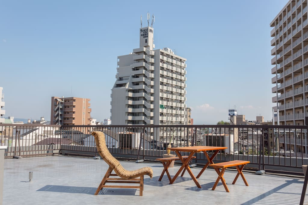 Rooftop(Share space)