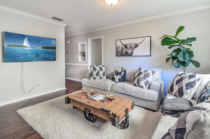 *NEW* Comfy Coastal Virginia Beach Home 3 Bedroom