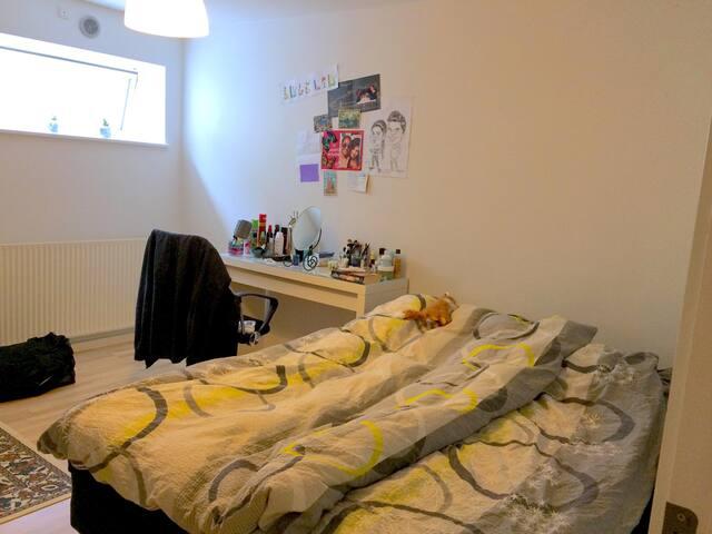 Hyggeligt værelse i et godt nabolag - Viby