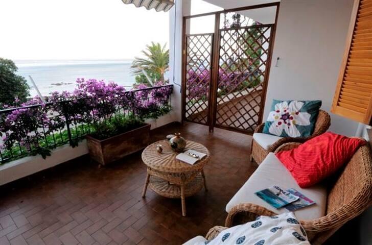 Beach front house WIFI, 3 bedrooms, 2 baths 134 - Dorgali - House