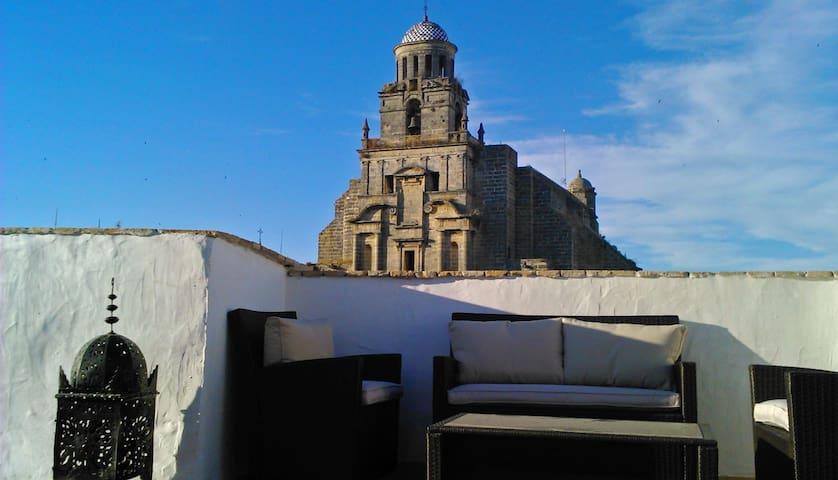 Al Falkon, Maison pour découvrir Jerez. - Jerez de la Frontera - Talo