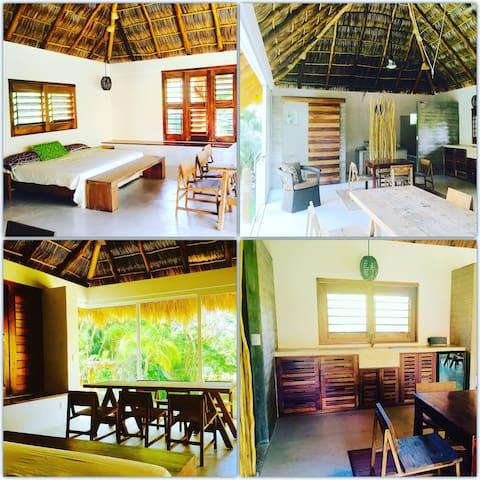 Beach Jungle master studio - Chacala - Cabin