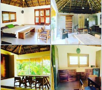 Beach Jungle master studio - Chacala