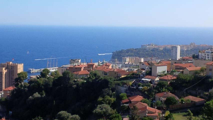 Vista panoramica dell'appartamento