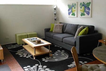 Waterloo 1 BR loft apartment w wifi - St Kilda